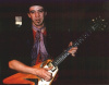 Stevie Ray Vaughan with Lucy